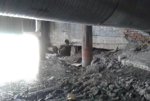 Работы по строительству кабельной канализации методом ГНБ (ПНД 63 мм длиной 76 м), г. Казань, пересечение улиц Татарстан и Г. Камала